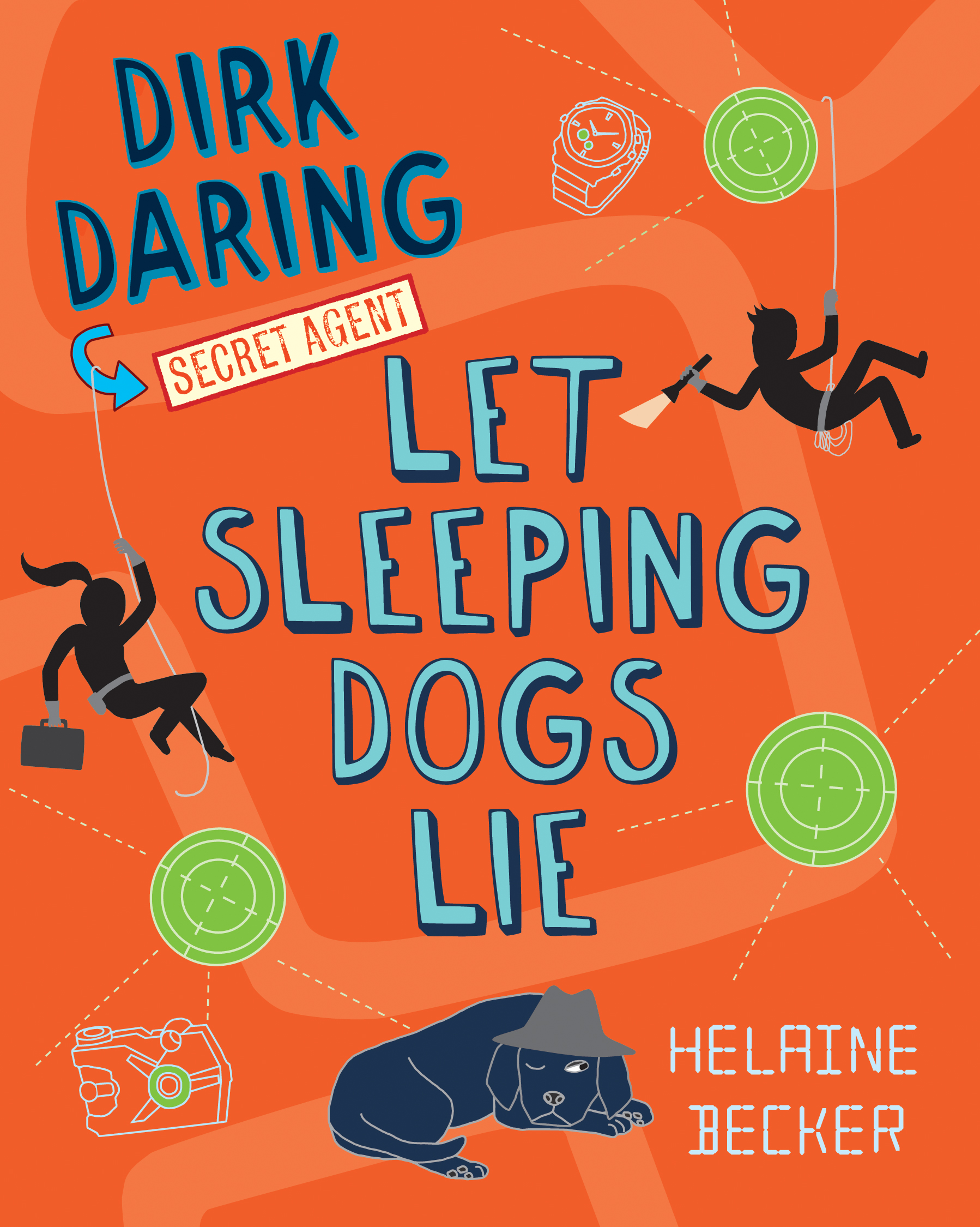 Vignette du livre Let Sleeping Dogs Lie