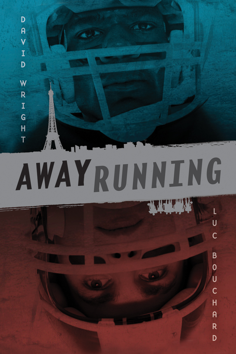 Vignette du livre Away Running