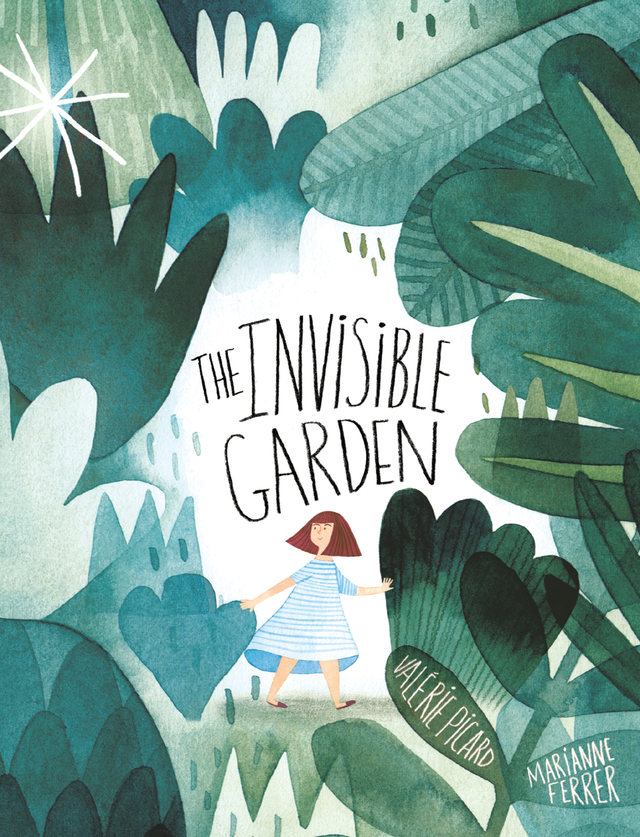 Vignette du livre The Invisible Garden
