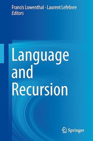 Vignette du livre Language and Recursion