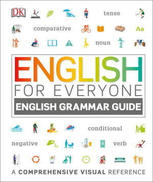 Vignette du livre English for Everyone: English Grammar Guide