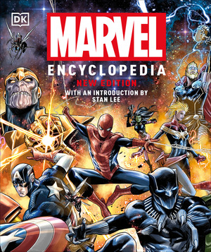 Vignette du livre Marvel Encyclopedia, New Edition