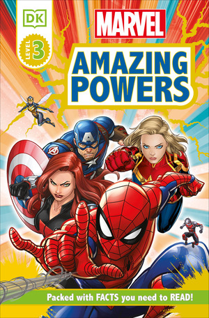 Vignette du livre Marvel Amazing Powers [RD3]