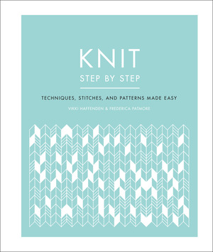 Vignette du livre Knit Step by Step