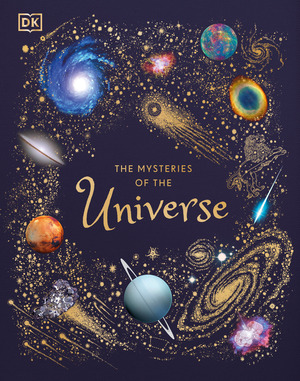Vignette du livre The Mysteries of the Universe