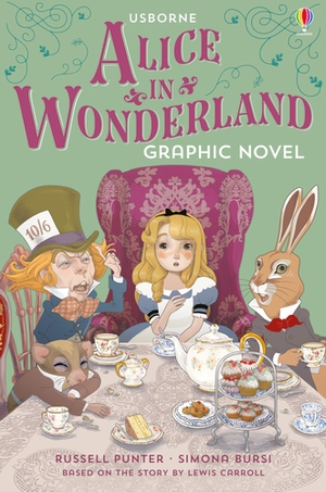 Vignette du livre Alice In Wonderland Graphic Novel