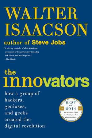 Vignette du livre The Innovators