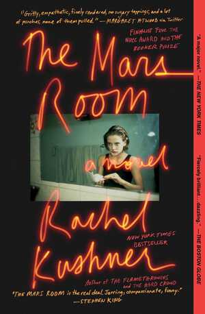 Vignette du livre The Mars Room