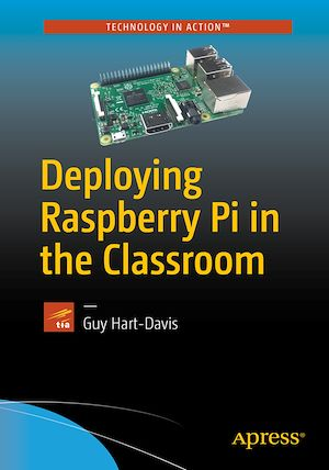 Vignette du livre Deploying Raspberry Pi in the Classroom