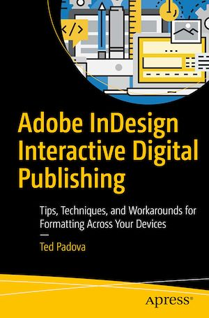 Vignette du livre Adobe InDesign Interactive Digital Publishing