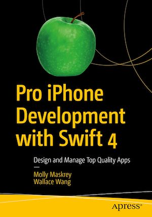 Vignette du livre Pro iPhone Development with Swift 4