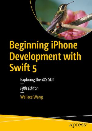 Vignette du livre Beginning iPhone Development with Swift 5