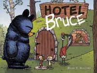 Vignette du livre Hotel Bruce (Mother Bruce series, Book 2)