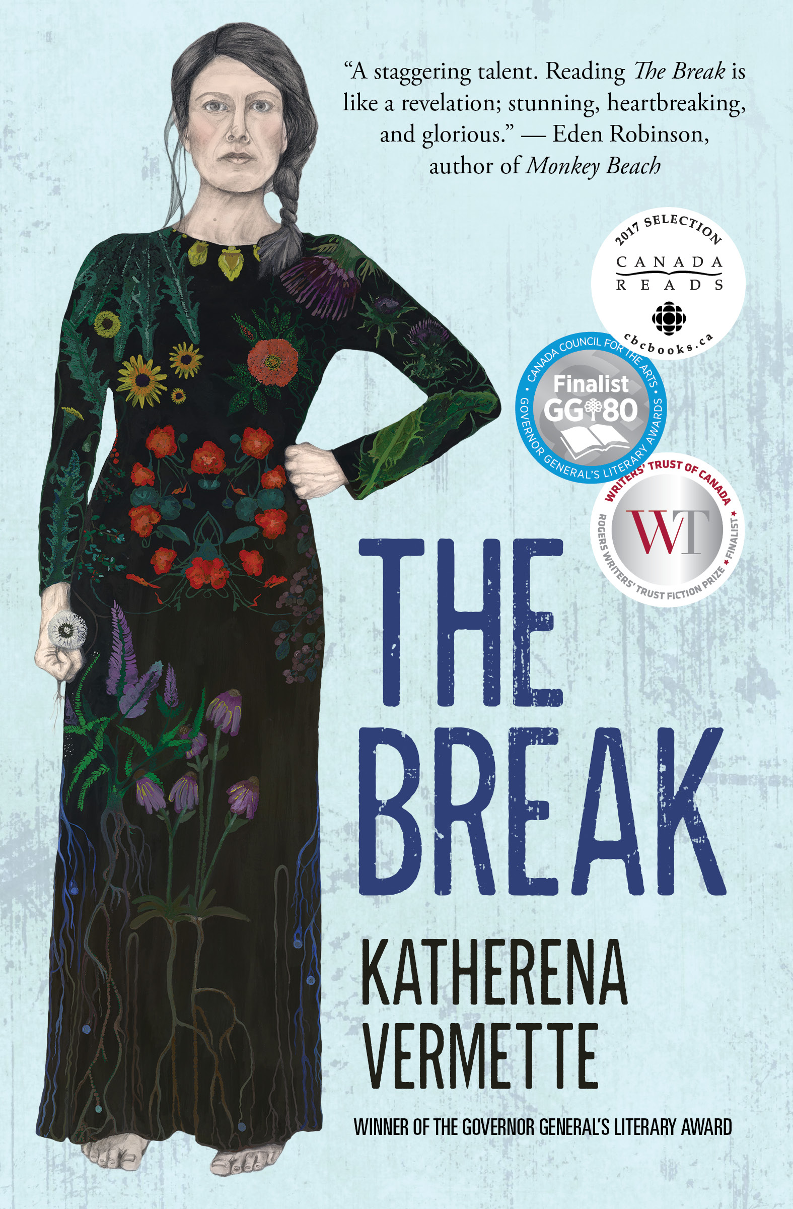 Vignette du livre The Break