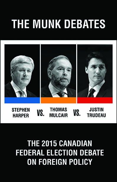 Vignette du livre The 2015 Canadian Federal Election Debate on Foreign Policy