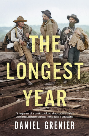 Vignette du livre The Longest Year