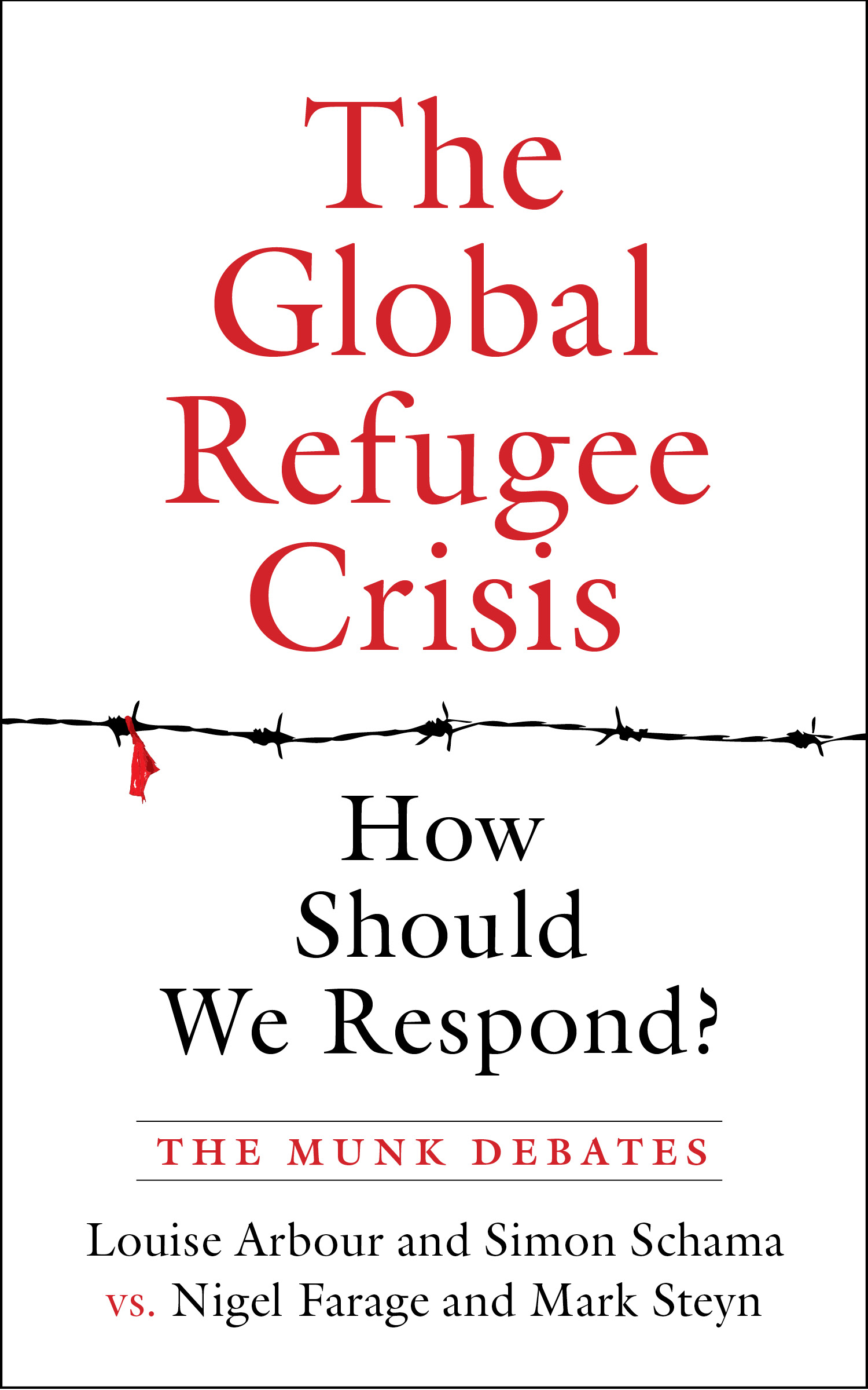 Vignette du livre The Global Refugee Crisis: How Should We Respond?