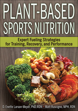 Vignette du livre Plant-Based Sports Nutrition