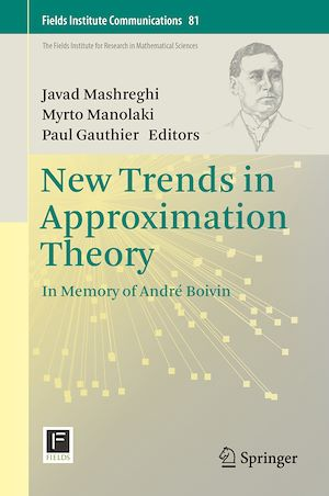 Vignette du livre New Trends in Approximation Theory