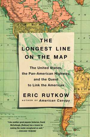 Vignette du livre The Longest Line on the Map