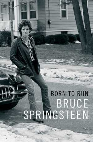 Vignette du livre Born to Run - Bruce Springsteen