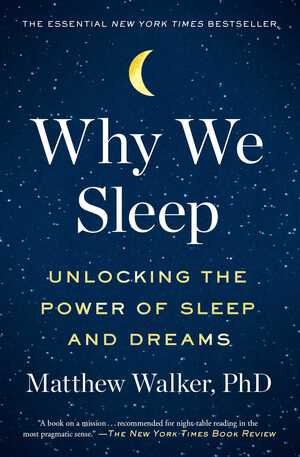 Vignette du livre Why We Sleep