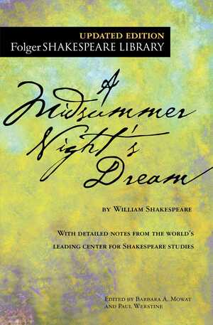 Vignette du livre A Midsummer Night's Dream