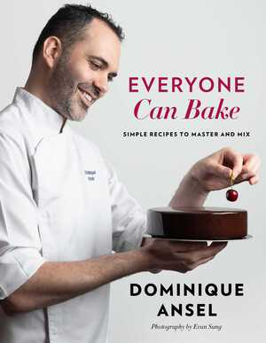 Vignette du livre Everyone Can Bake - Dominique Ansel