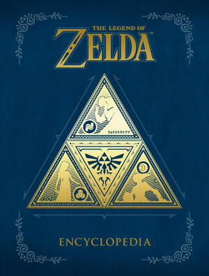 Vignette du livre The Legend of Zelda Encyclopedia