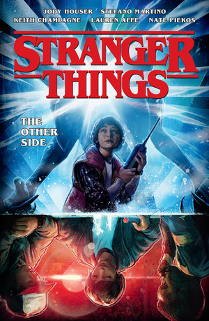 Vignette du livre Stranger Things: The Other Side (Graphic Novel)