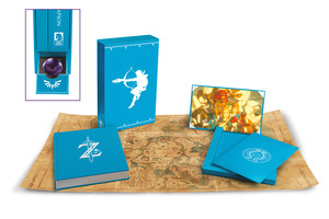 Vignette du livre The Legend of Zelda: Breath of the Wild-Creating a Champion Hero's Edition