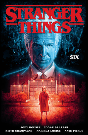 Vignette du livre Stranger Things: SIX (Graphic Novel)