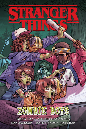Vignette du livre Stranger Things: Zombie Boys (Graphic Novel)