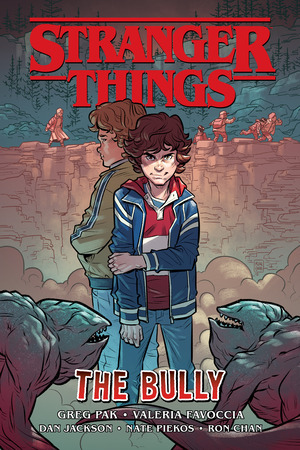 Vignette du livre Stranger Things: The Bully (Graphic Novel)