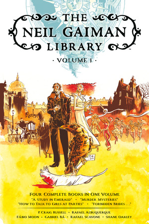 Vignette du livre The Neil Gaiman Library Volume 1