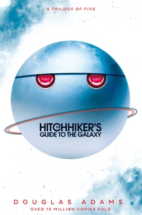 Vignette du livre The Hitchhiker's Guide to the Galaxy Omnibus