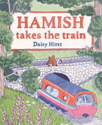 Vignette du livre Hamish Takes the Train