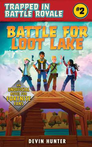 Vignette du livre Battle for Loot Lake