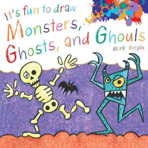 Vignette du livre It's Fun to Draw Monsters, Ghosts, and Ghouls