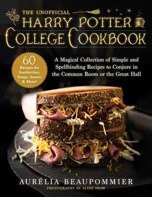 Vignette du livre The Unofficial Harry Potter College Cookbook