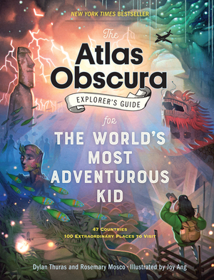 Vignette du livre The Atlas Obscura Explorer's Guide for the World's Most Adventurous Kid