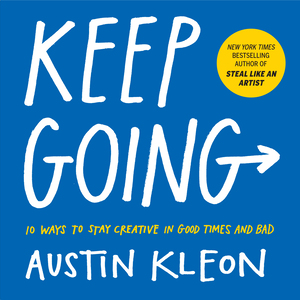 Vignette du livre Keep Going