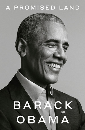 Vignette du livre A Promised Land - Barack Obama