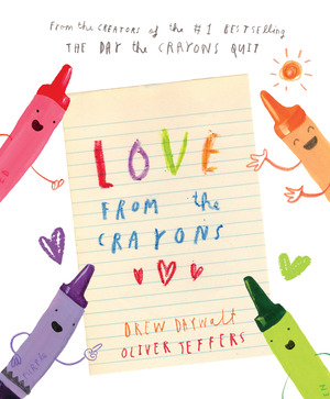 Vignette du livre Love from the Crayons