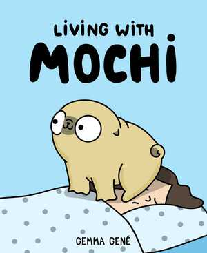 Vignette du livre Living With Mochi