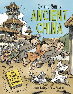 Vignette du livre On the Run in Ancient China