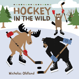 Vignette du livre Hockey in the Wild