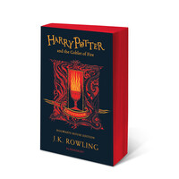 Vignette du livre Harry Potter and the Goblet of Fire - Gryffindor EditionHP AND THE GOBLET OF FIRE - GR