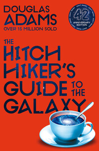 Vignette du livre The Hitchhiker's Guide to the Galaxy