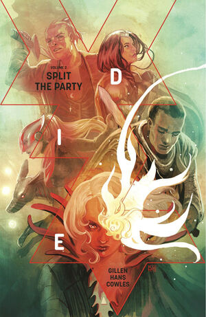 Vignette du livre Die Volume 2: Split the Party